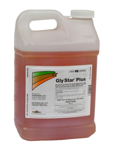 Gly-star plus grass killer