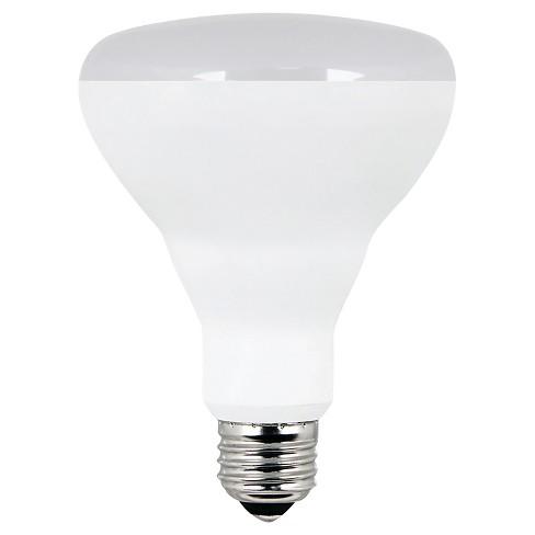 Flood style light bulb