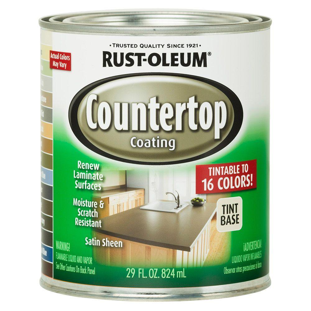 Rustoleum countertop paint